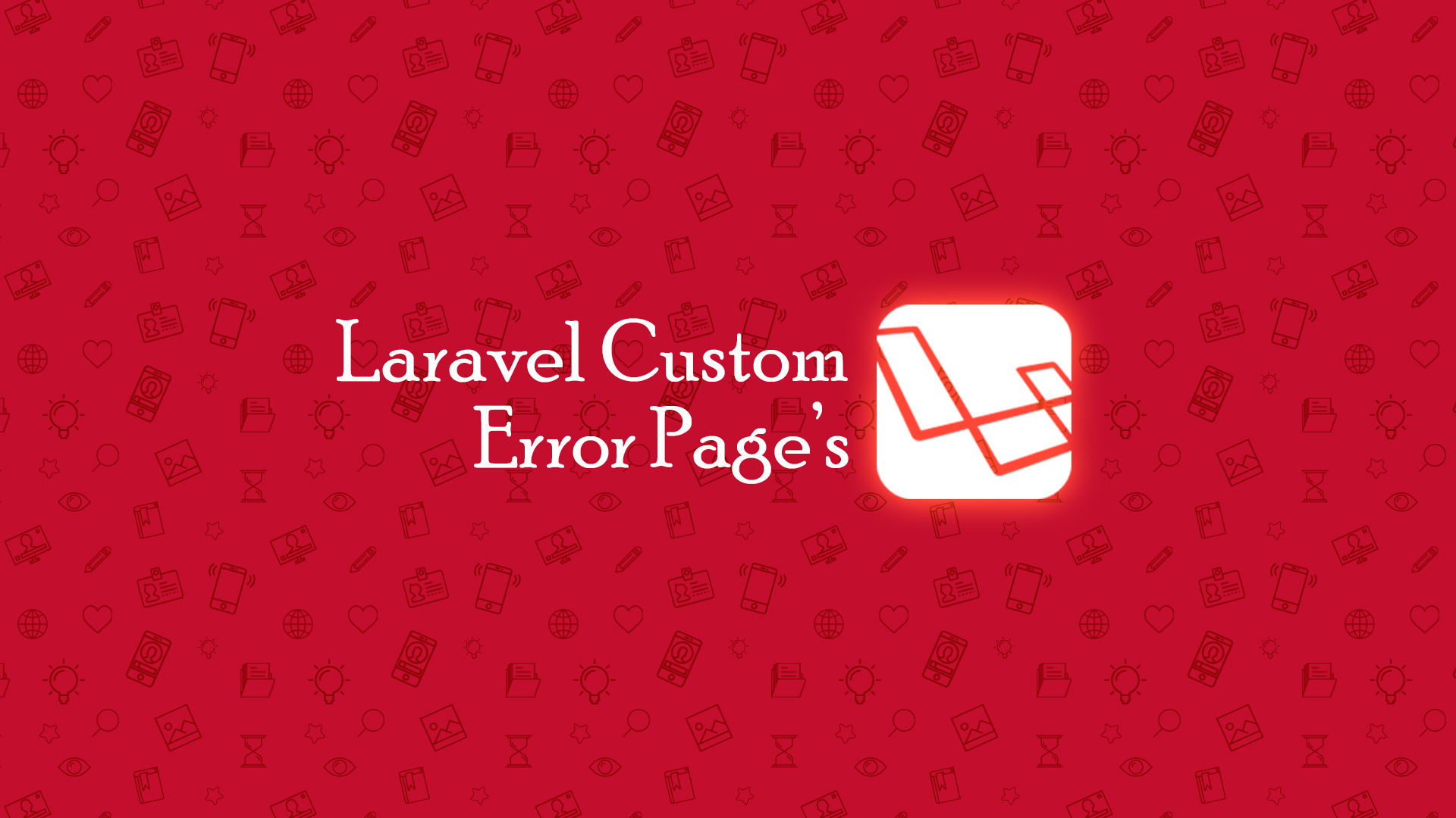 How to Create Custom 404 Error View - Code Briefly