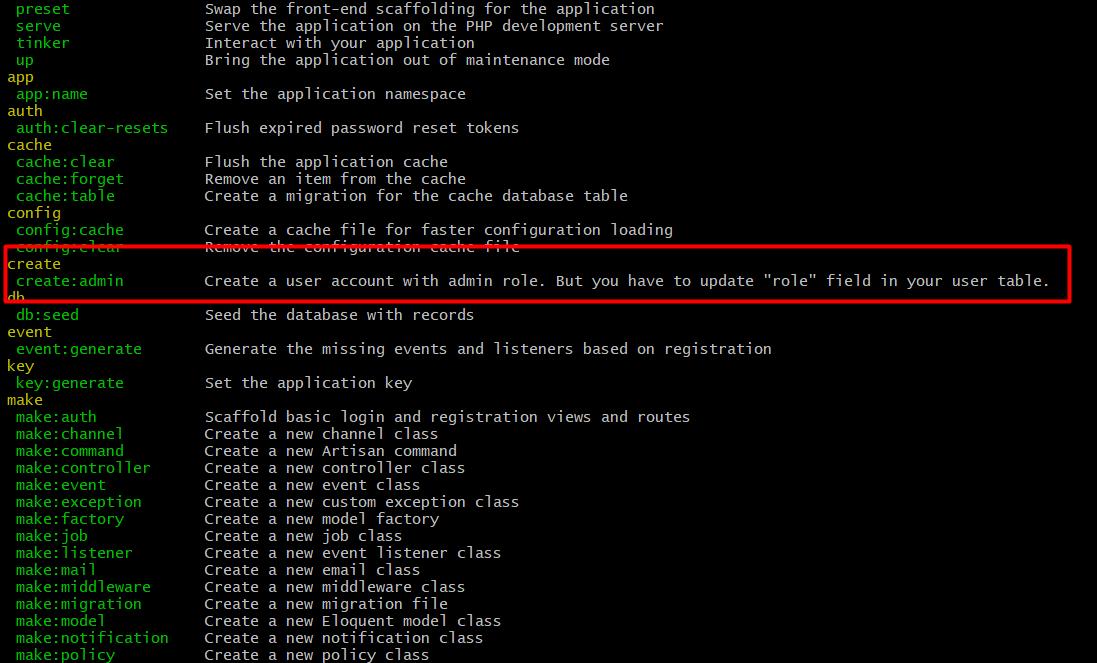 Laravel Custom Artisan Command - Code Briefly