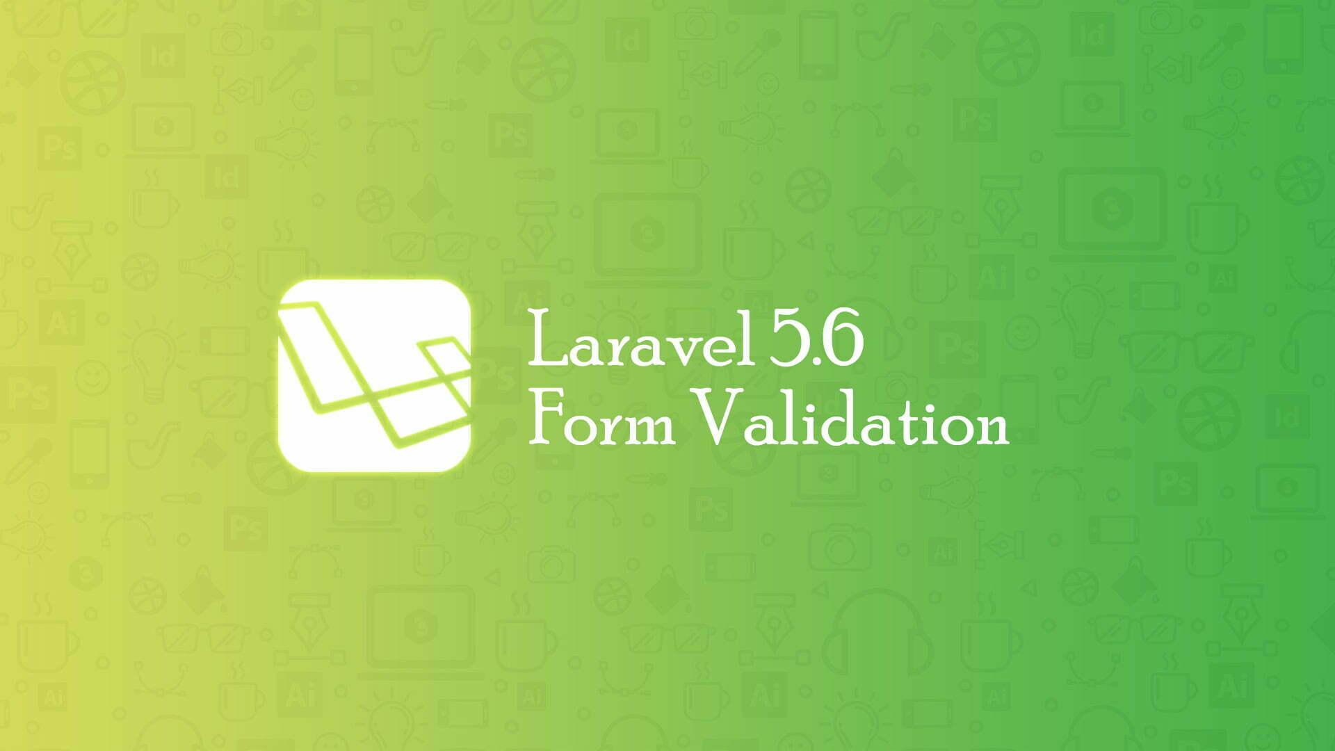 Laravel Form Validations - Code Briefly