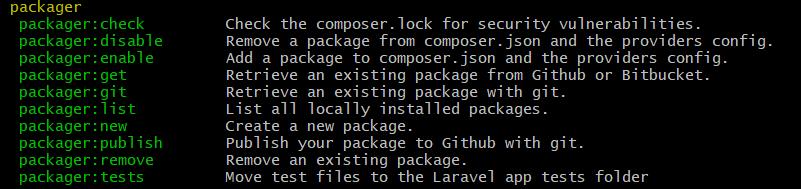 Laravel 5 7 Package Development from Scratch - Part 1 - Code
