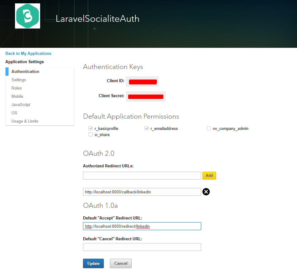 Laravel Socialite LinkedIn Login (Part 2) - Code Briefly